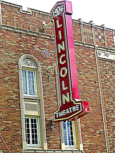 07-30-12 Old Theater, New Sign by roswellsgirl