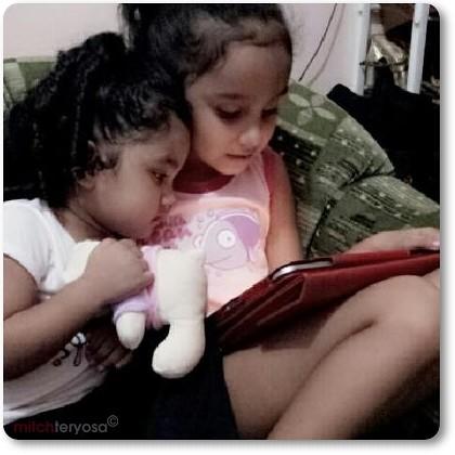 iPad sharing