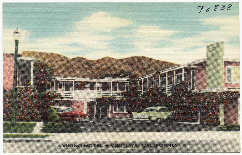 Weekly Motels Ventura Ca