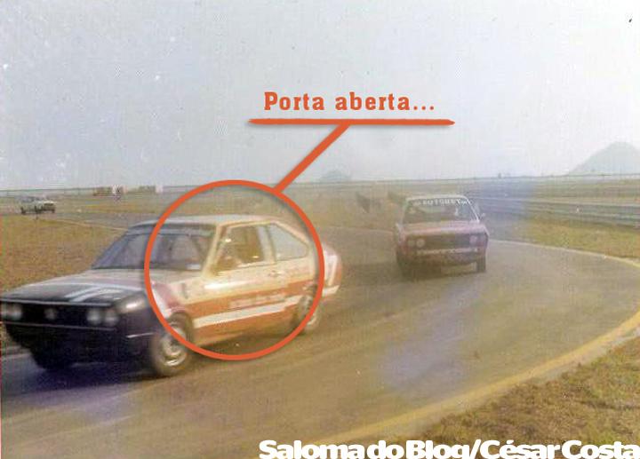 Entrada Box Passat_Autódromo Jacarepaguá #1977