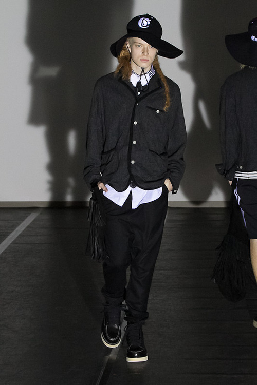 SS13 Tokyo GANRYU001_Paul Craddock(Fashionsnap)