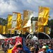 Crowds at WOMAD