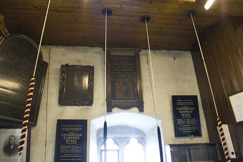 Bell ringing room