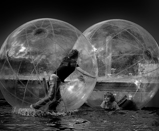 We are all in our own bubbles