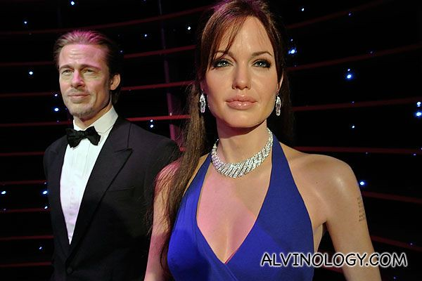 Brangelina (also called Bradgelina) is a celebrity supercouple consisting of American actors Brad Pitt and Angelina Jolie
