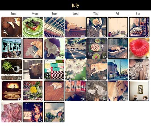 July 2012 : 365