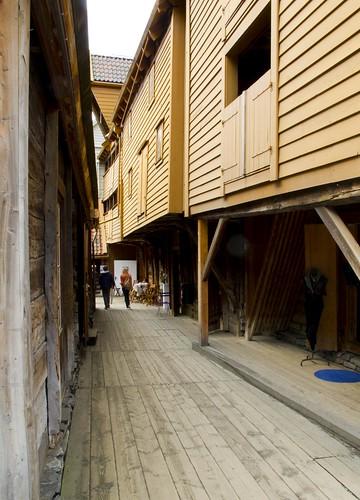 13 Interior del Bryggen