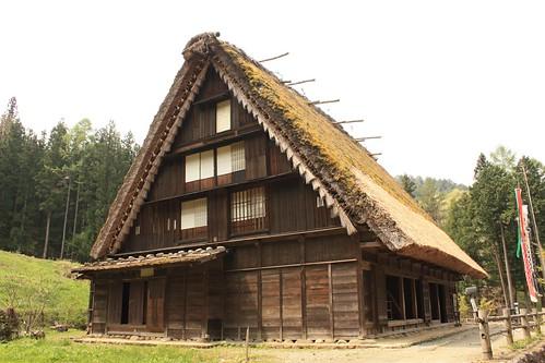 Hida no Sato - Takayama - Gifu Prefecture
