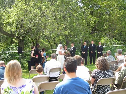 cindi and adam's wedding