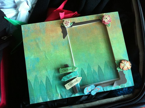 Norwegian Pearl - Arts and Crafts - Photo Frame