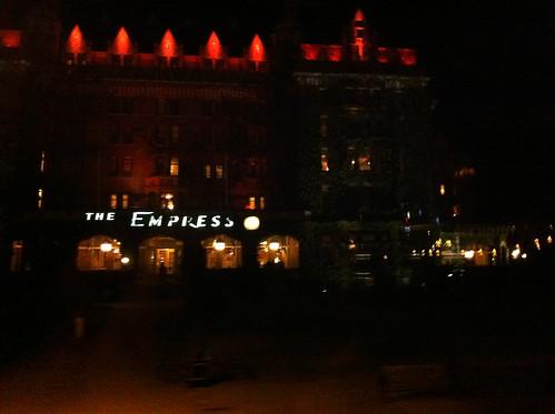 Victoria, BC - Empress Hotel Drive-By