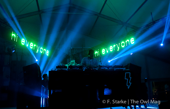 James Murphy @ HARD Summer Music Festival LA 2012