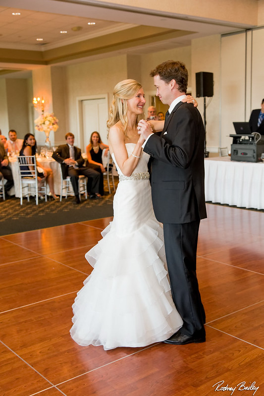 Meredith and Brandon's wedding, DJ - Chris Laich Music Services, photo - Rodney Bailey