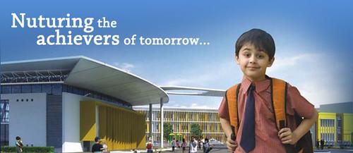 Schools in Hinjewadi area, Pune by jungle_concrete
