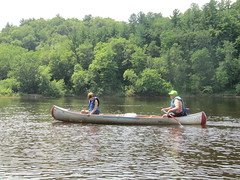 Canoe Trip from Taylor's Falls to Osceola on the St Croix River