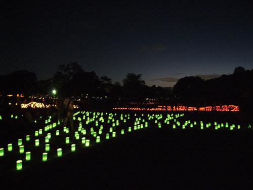 なら燈花会2012-09
