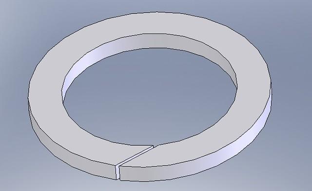 Split ptfe backup ring flickr photo sharing