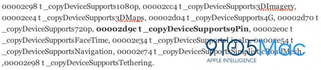 iOS 6 apunta a un conector de 9 pins. ¿Será el nuevo conector del nuevo iPhone?