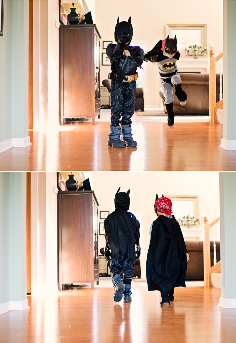 Batman duoDiptych