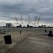 The O2 from the East India Dock Basin