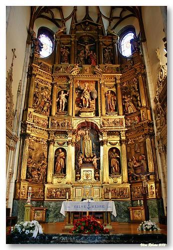 Retábulo-mor da Igreja de S. Miguel Arcanjo by VRfoto