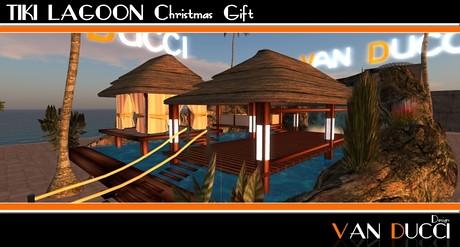 VAN DUCCI Tiki Lagoon, 1 l by Cherokeeh Asteria