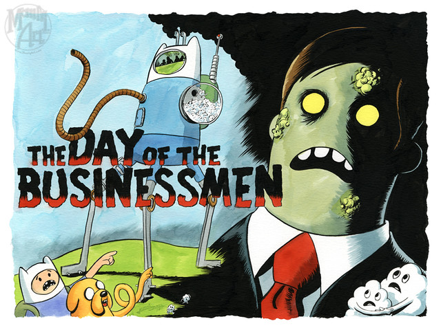 The Day of the Businessmen