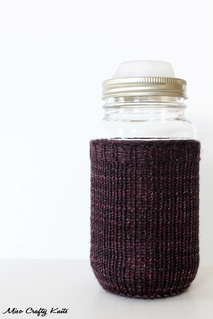 Mason Jar Cozy - Basic