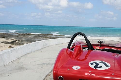 sea sun holiday classic beach car drive driving racing caribbean bahamas seaview cablebeach bocar worldcars