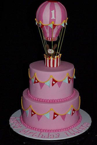 Cake Decorating Hot Air Balloon : 1000+ images about hot air balloon cakes on Pinterest ...