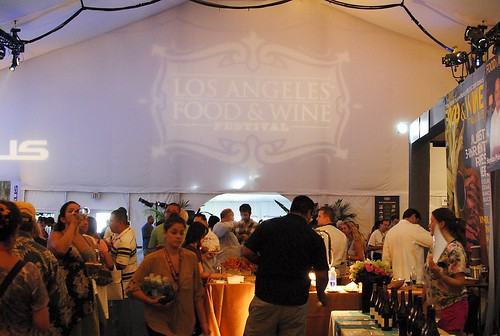 7763944956 6dbb0b9556 LA Food & Wine: Saturday Grand Tasting (Los Angeles, CA)