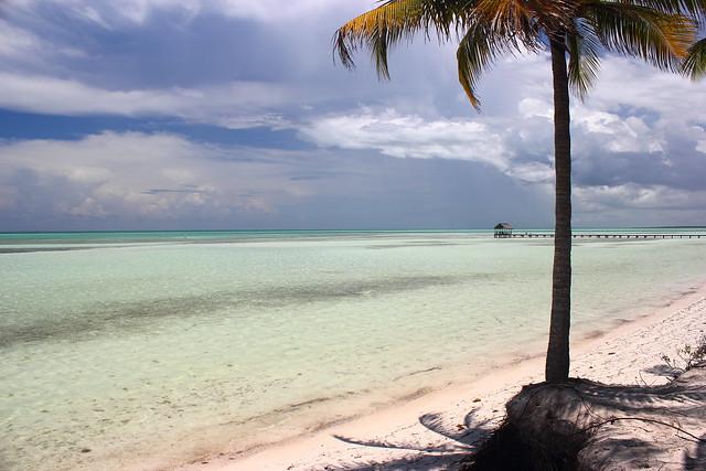 Spiaggia di Cayo Guilliermo