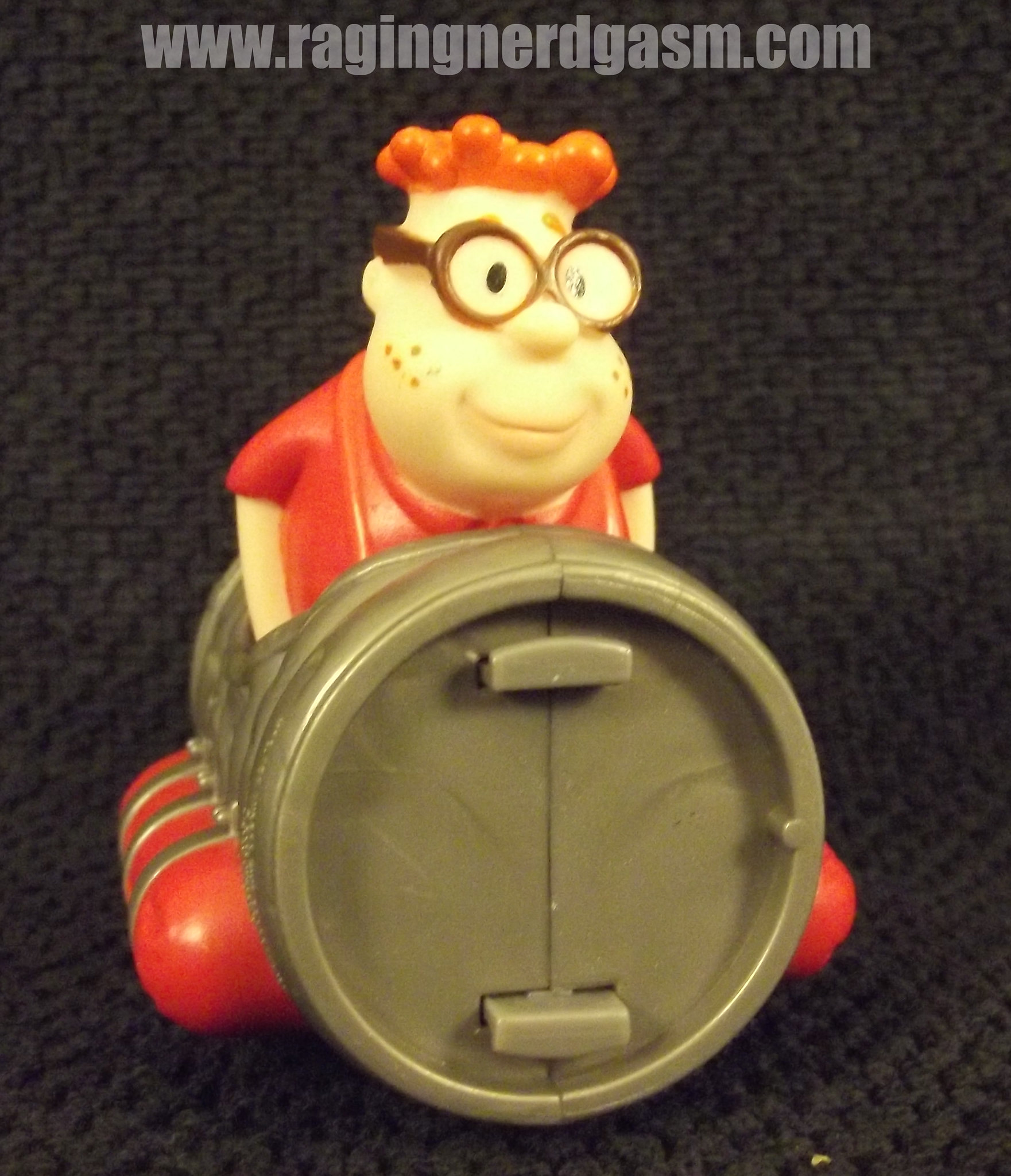 Nickelodion Jimmy Newtron  kids meal toy_0002