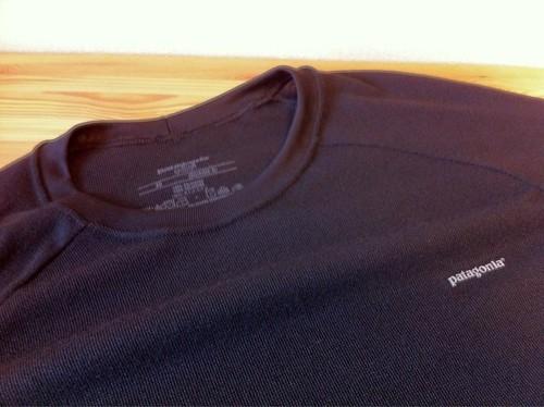 パタゴニア・キャプリーン2 クルーネックシャツ