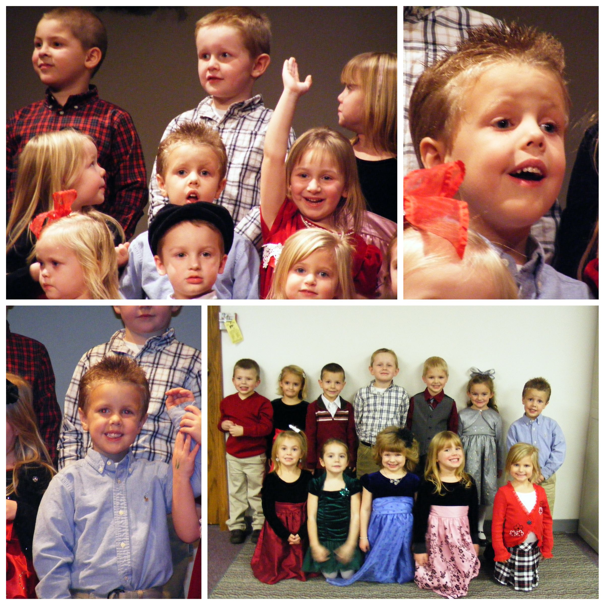 Gauge's Christmas Program