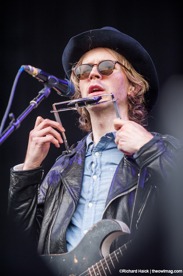 Beck @ Outside Lands 2012