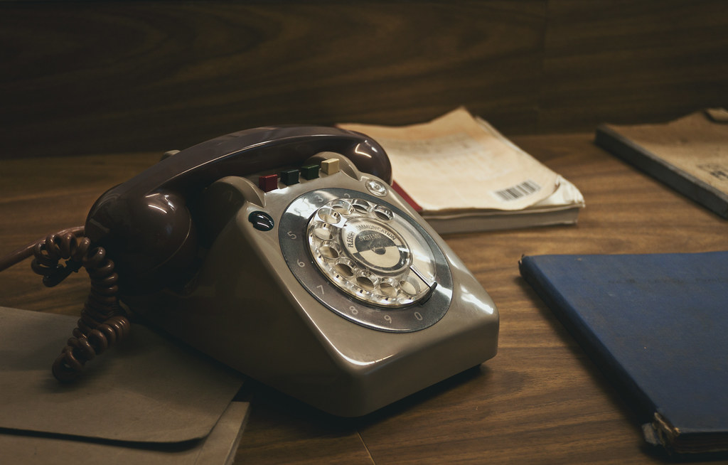 Vintage Communication Device