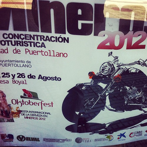 Mineros 2012 Puertollano