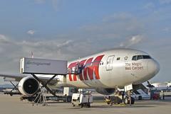 TAM Boeing 777-300ER; PT-MUD@FRA;13.08.2012/674gt