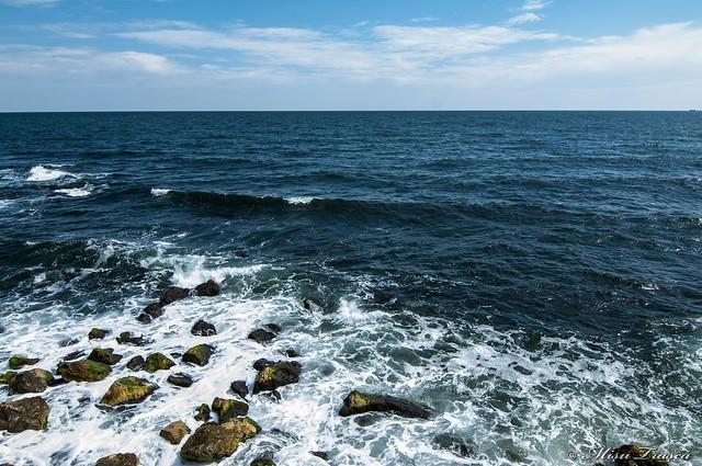Marea Neagră la Constanța