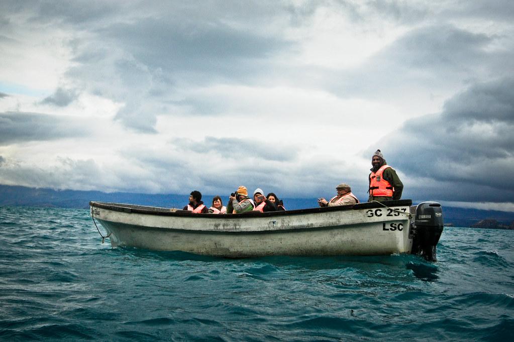 Viaje a la Patagonia Chilena - Capillas de Marmol