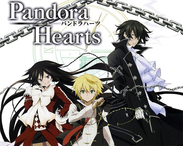 Pandora Hearts ;; Higashi no Eden