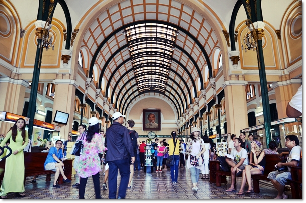 Post Office @ Saigon
