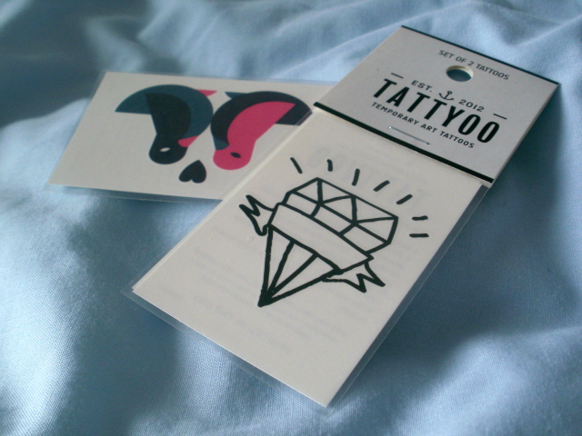tattyoo temporary tattoos adult uk fashion blog