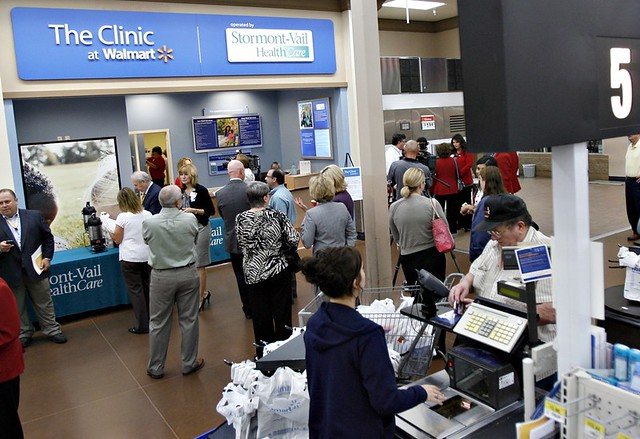 Walmart Medical Clinic Opening in Winnipeg