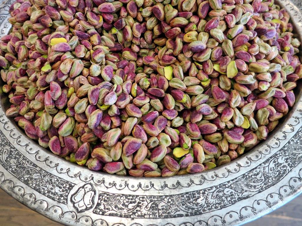 Gorgeous pistachios