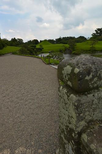 2012夏日大作戰 - 熊本 - 水前寺成趣園 (4)