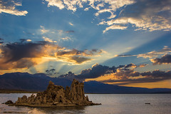 [フリー画像素材] 自然風景, 河川・湖, 朝焼け・夕焼け, 風景 - アメリカ合衆国 ID:201208280600