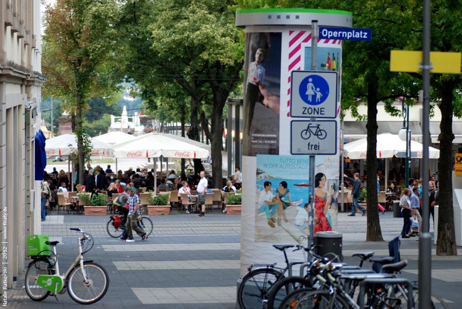 Summer in Kassel, 2012