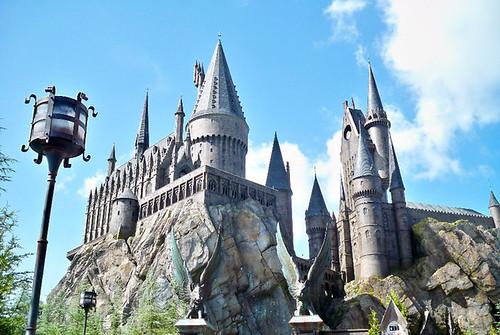 Hogwarts in Universal Studios